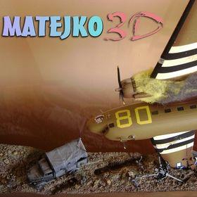 MATEJKO3D - sklep modelarski