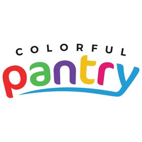 Colorful Pantry