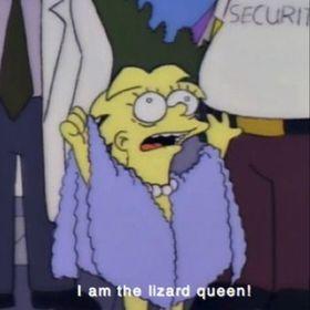 lizard queen