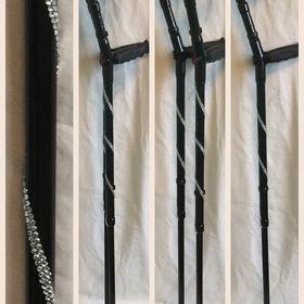 Lady Sharon Farley-Mason - Glamsticks Crutches & Walking sticks