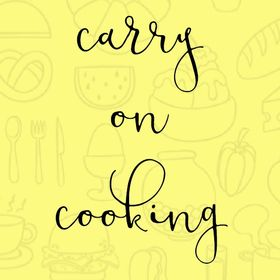 carry on cooking