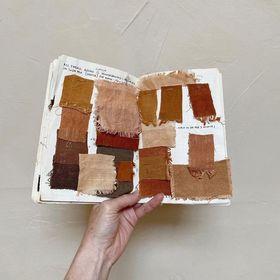 Kathryn Davey - Naturally Dyed Textiles -