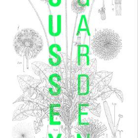 Sussex garden