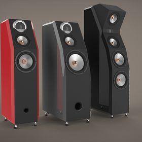HarpiaAcoustics Loudspeaker