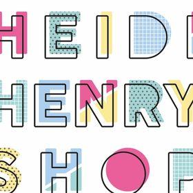Heidi Henry Shop