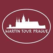 Martin Tour Prague