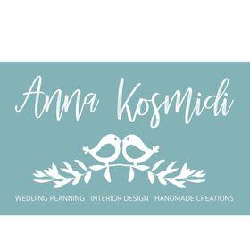 Anna kosmidi /wedding Planning *Interior design