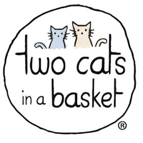 Two Cats in a Basket ®