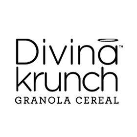 Divina Krunch Granola