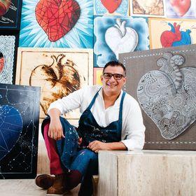 Andrés Fernández artista plástico