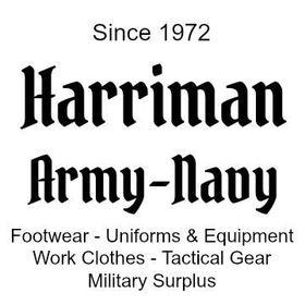 5df0411af9fa Harriman Army Navy (harrimanarmynav) on Pinterest