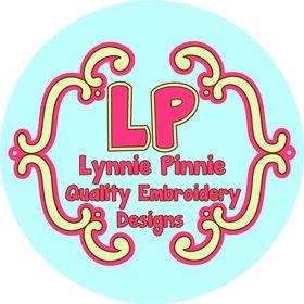 Lynnie Pinnie Embroidery