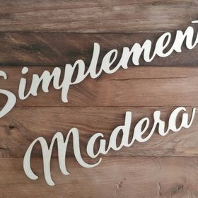 Simplemente Madera