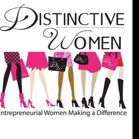 Distinctive Women Entrepreneurial Women Making a Difference