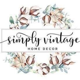 Simply Vintage Home Decor