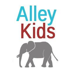 Alley Kids - Childrens Nursery Art