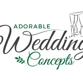 Adorable Wedding Concepts