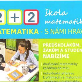 2plus2 škola matematiky