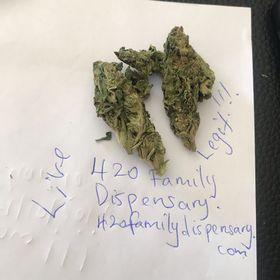 420 Family Medical Marijuana Dispensary
