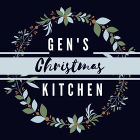 Gen's Christmas Kitchen