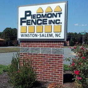 Piedmont Fence Inc.