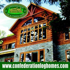 1867 Confederation Log & Timber Frame