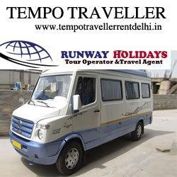 Tempo Travellerrentdelhi