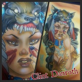 clint danroth