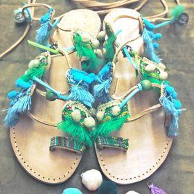 Oreivatis Sandals