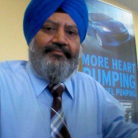 Satnam Singh Sidhu