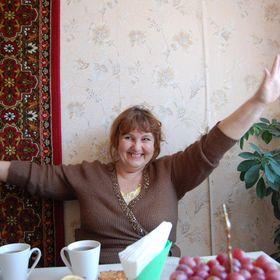Валентина Комарова