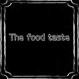 The food taste