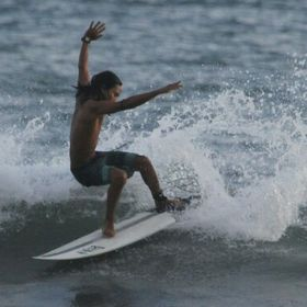 Bali surf instructor