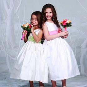 TPulling Baby M/ädchen Kleidung m/ädchen Spitze Blume Prinzessin Tulle Party Pageant Kleider Kleidung