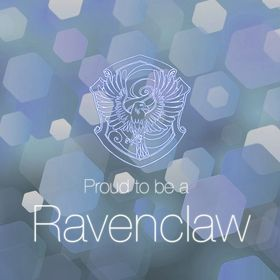 Proud be a Ravenclaw