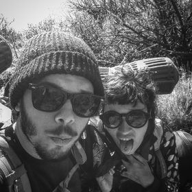 The Backpacker Couple