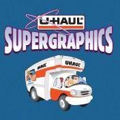 U-Haul Supergraphics