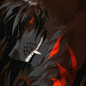 Blackhearted Wolf
