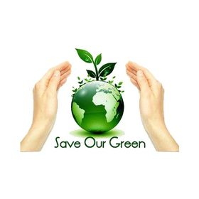 Save Our Green Saveourgreen On Pinterest