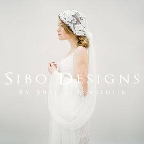 SIBO Designs Couture Bridal Accessories & Gowns | Sheila Bobeldijk