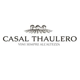 Casal Thaulero Wines at the top