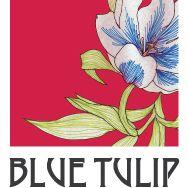 Blue Tulip Garden Design