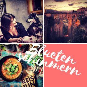 Blütenschimmern - Rezepte, DIY & Wohninspiration, Reisen, Hund