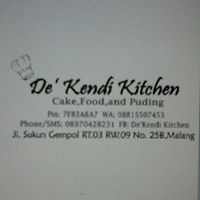 De'Kendi Kitchen
