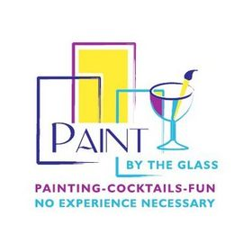 Paint by the Glass- Painting Studio&Wine/Bar
