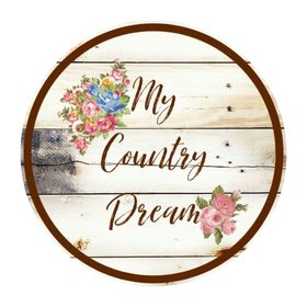 My Country Dream Shop | DIY Projects for Crafty Moms | Wool Felt Accessories, Buttons & Sewing Pins