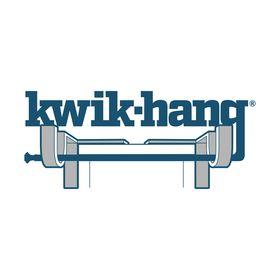 Kwik-Hang® Curtain Rod Brackets