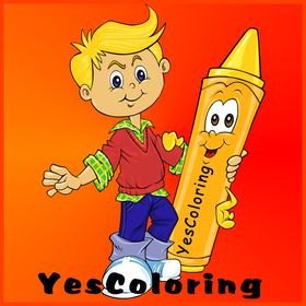 Yes Coloring Coloring Pages Free