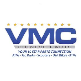 Rear Wheel Hub for 125cc-250cc ATVs Quads and Go-Karts 8 and 10 Tires by VMC CHINESE PARTS