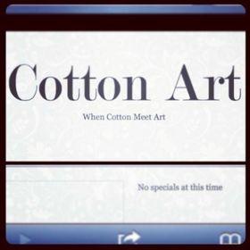 Cotton Art